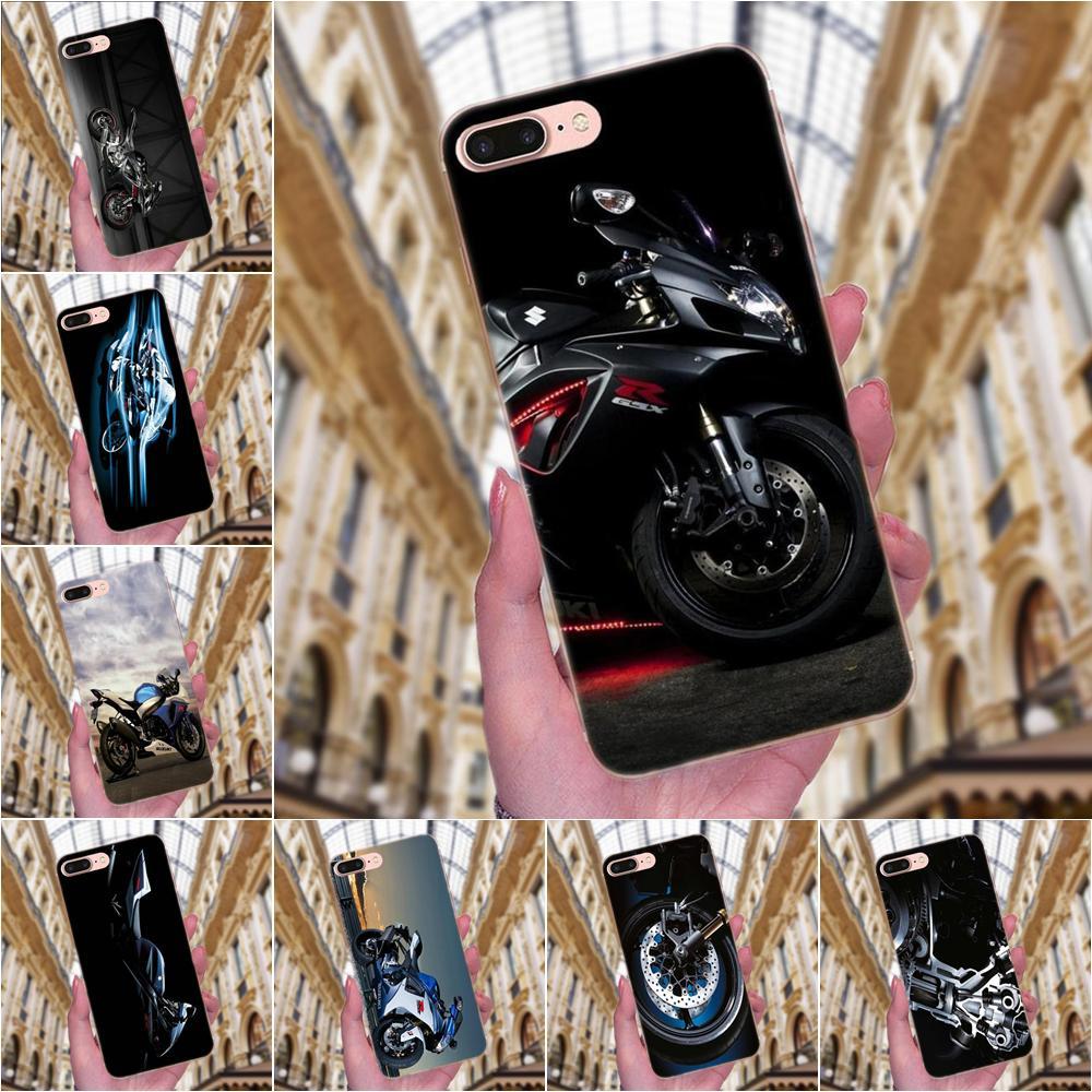Motocicleta Suzuki GSXR 1000 K 5 Galaxy J1 J2 J3 J330 J4 J5 J6 J7 J730 J8 2015, 2016, 2017, 2018 fundas para móvil mini Pro TPU