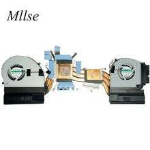 Livraison gratuite ordinateur portable/ordinateur portable CPU refroidissement radiateur et ventilateur pour Dell M17X 17 R4 GTX1080M GTX1070M GTX1060M 04RFW1 0FRPY8