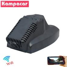 Kampacar Novatek-voiture Wifi   96658, caméra DVR, pour BMW 3 5 7 X3 X5 E46 E65 E60 E90 E70 E71 E81 E83 E84 F10 F20 Dvrs