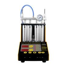 AUTOOL CT150 injector carro detector livre máquina de limpeza máquina de limpeza ultra-sônica de limpeza do injetor