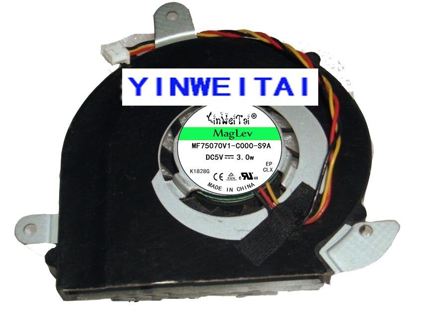 USED FAN cooler for MSI X410 6010M05F PFR DC 5V 0.55A Server Blower fan