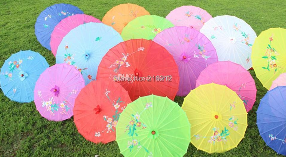 Wedding umbrella color vintage umbrella dance umbrella bamboo cytoskeleton