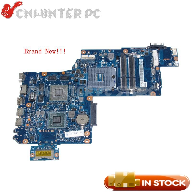 NOKOTION новая H000038250 материнская плата для Toshiba Satellite C870 L870 материнская плата для ноутбука HM76 DDR3 HD7670M видеокарта