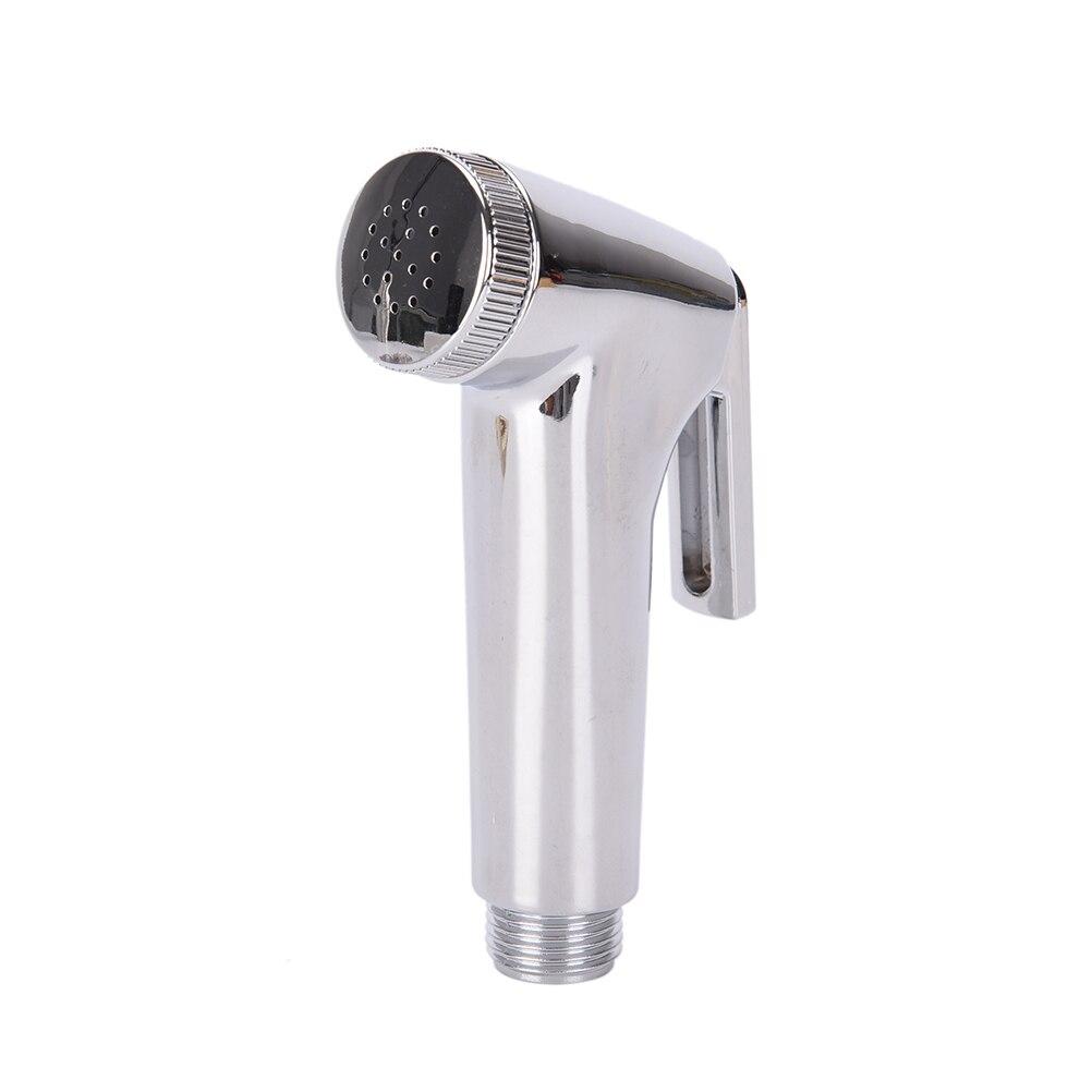 1 Uds modo doble inodoro bidé de mano portátil bidé rociador shattaf inodoro de ducha conjunto culo cola ducha de limpieza anal