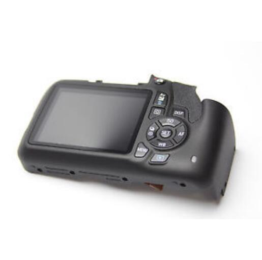 الغطاء الخلفي 1200D لكانون 1200D ، زر الغطاء الخلفي المرن ، مع مفتاح LCD ، أجزاء إصلاح كاميرا FPC