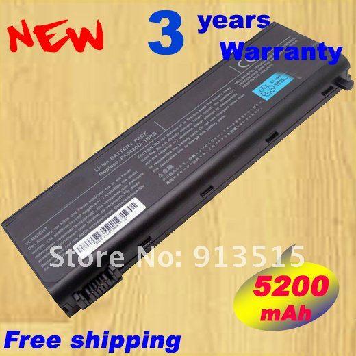 Batería para Toshiba Satellite L10/L15/L20/L30/L35/L100 serie PA3420 PA3450 batería