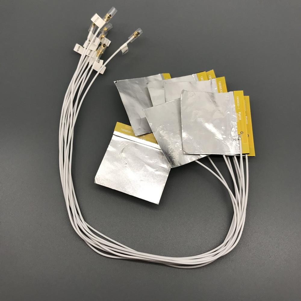 10 шт. внутренний U. Антенна FL провод кабель для BCM94360CD BCM94331CD Wifi карта BCM94352HMB 7260HMW 7265 8265D2W MC7355 MC8805 DW5550