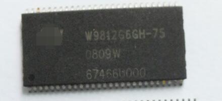 Frete grátis pcs W9812G6GH-75 10 W9812G6GH W9812G6GH75 W9812G6 TSSOP54