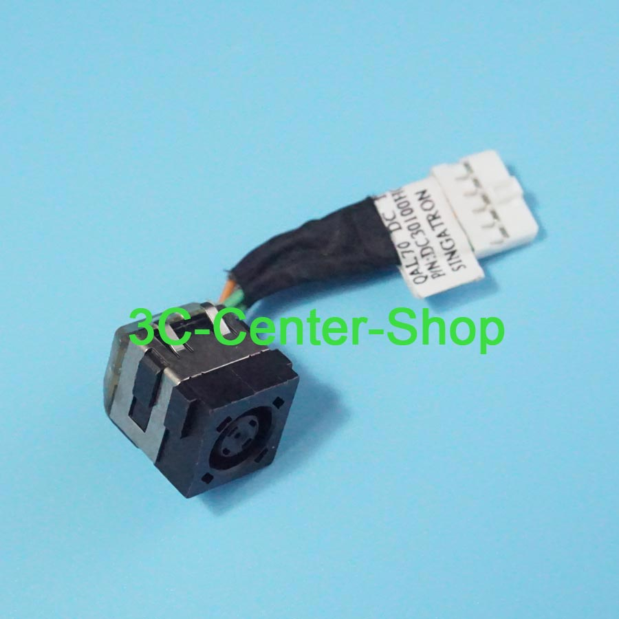 1 PCS DC Jack Connector For DELL Latitude E6330 E6430S 0FTGTP FTGTP DC Power Jack Socket Plug Cable