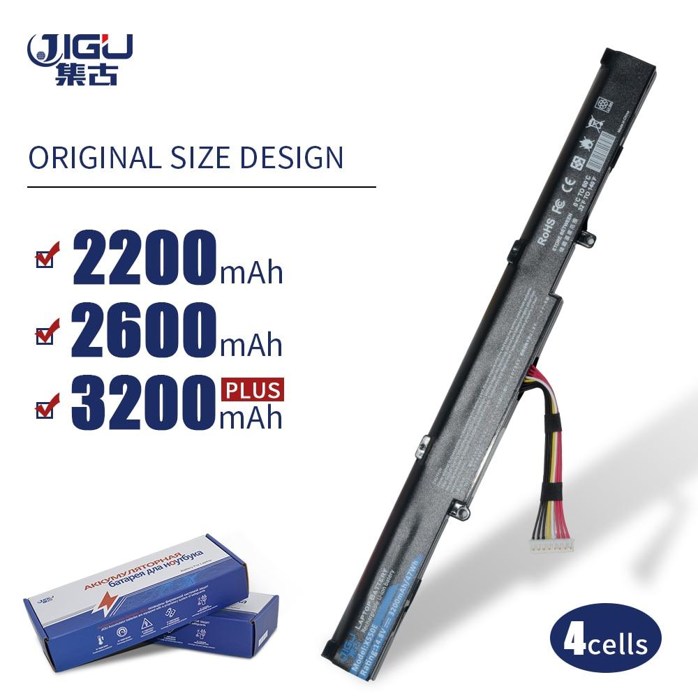 JIGU batería de portátil para Asus X751LD X751LJ X751LK X751LN X751LX X751MA X751MD X751MJ F450E47JF-SL F450E3337CC-SL