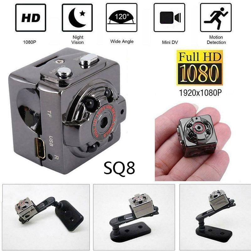 480P/1080P Mini cámara Espia Oculta Micro Video cámara Gizli pequeño DV DVR...