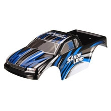 Pxtoys 1/18 RC Truck HJ209131 RC Car Shell PX9300-23 Remote Control Vehicle Spare Parts Blue or Red