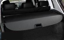 VW Tiguan-pare-soleil de coffre   Noir, protection de coffre arrière pour VW Tiguan 2009-2015