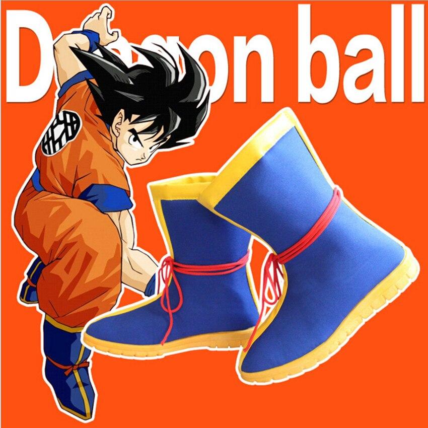 Ботинки для косплея, аниме «Dragon Ball Heroes Z Son Goku», ботинки для косплея, Новое поступление
