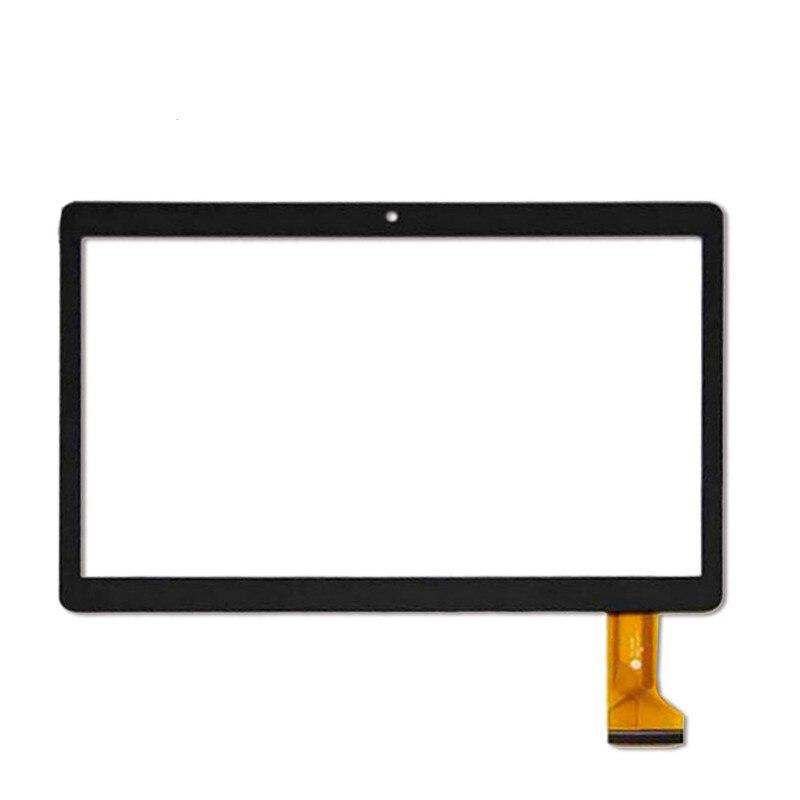 "100% prueba Tablet pantalla táctil para 9,6 ""Irbis TZ968 TZ961 TZ962 TZ963 TZ960 TZ965 TZ969 Digitalizador de Panel táctil de vidrio Sensor"