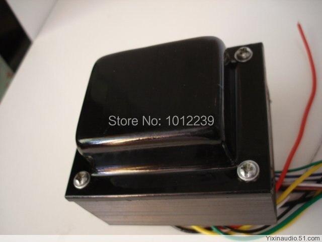 120 w tubo transformador de potência aplicável 6p3p el34 kt88 única máquina terminada