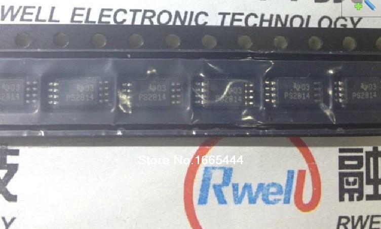 Frete Grátis! TPS2814PWR DIP-8 Original autêntico e novo Frete Grátis