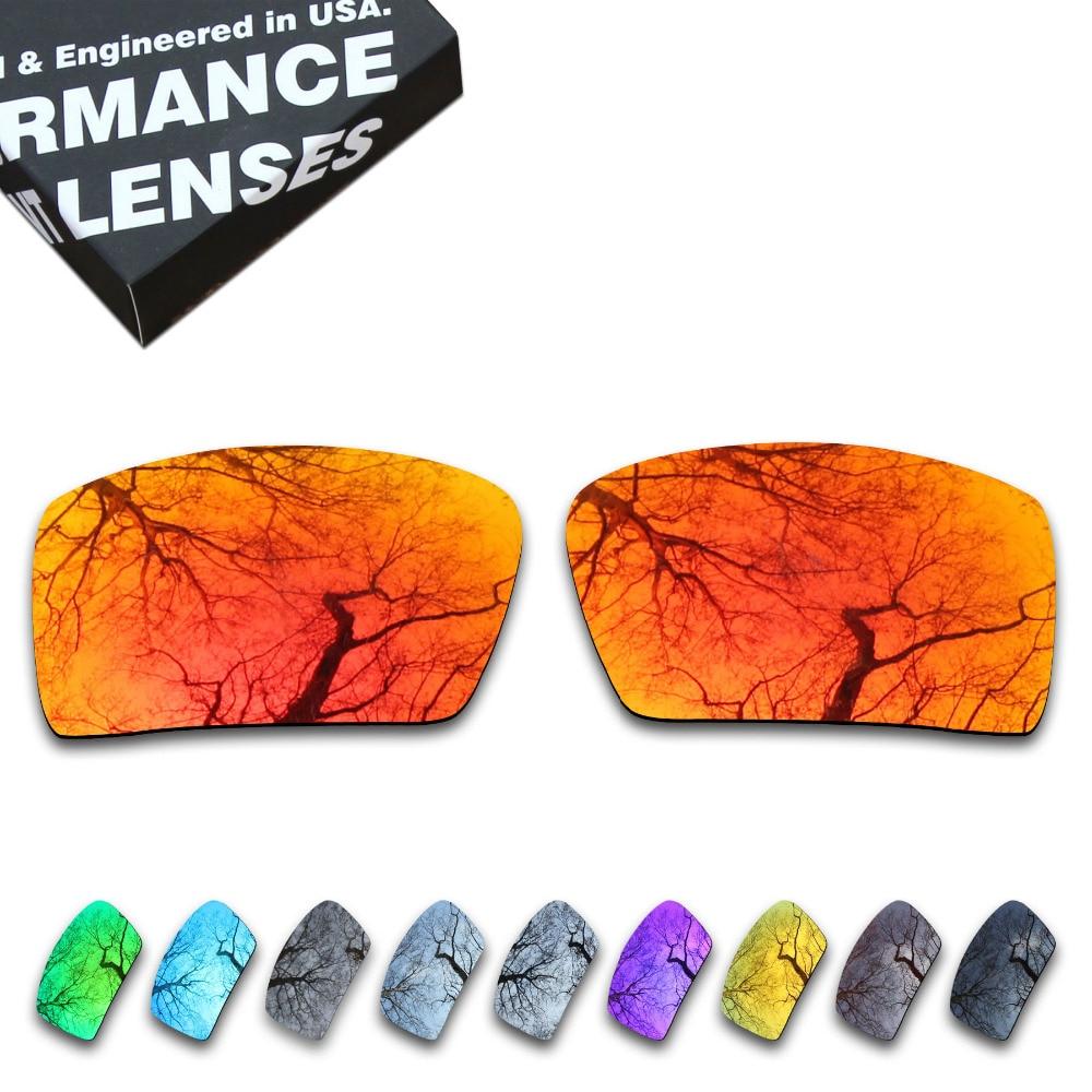 Lentes de repuesto polarizadas ToughAsNails para gafas Oakley 2 gafas de sol-opciones múltiples
