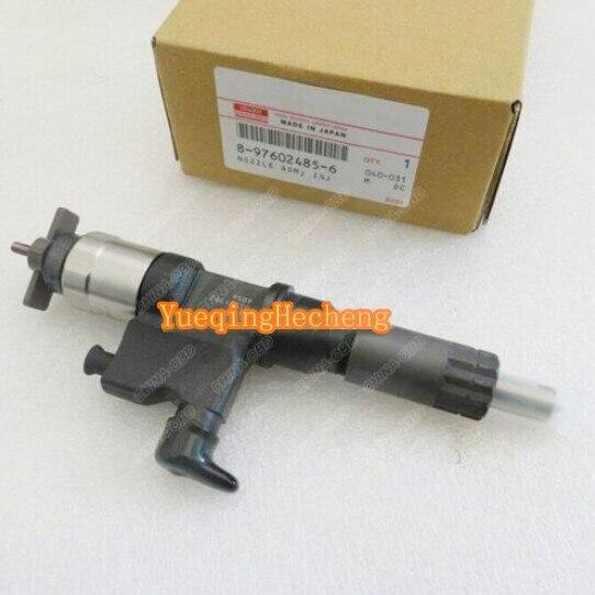 Nuevo inyector Assy 8-97602485-3 8976024853 4HK1 6HK1 motor envío gratis