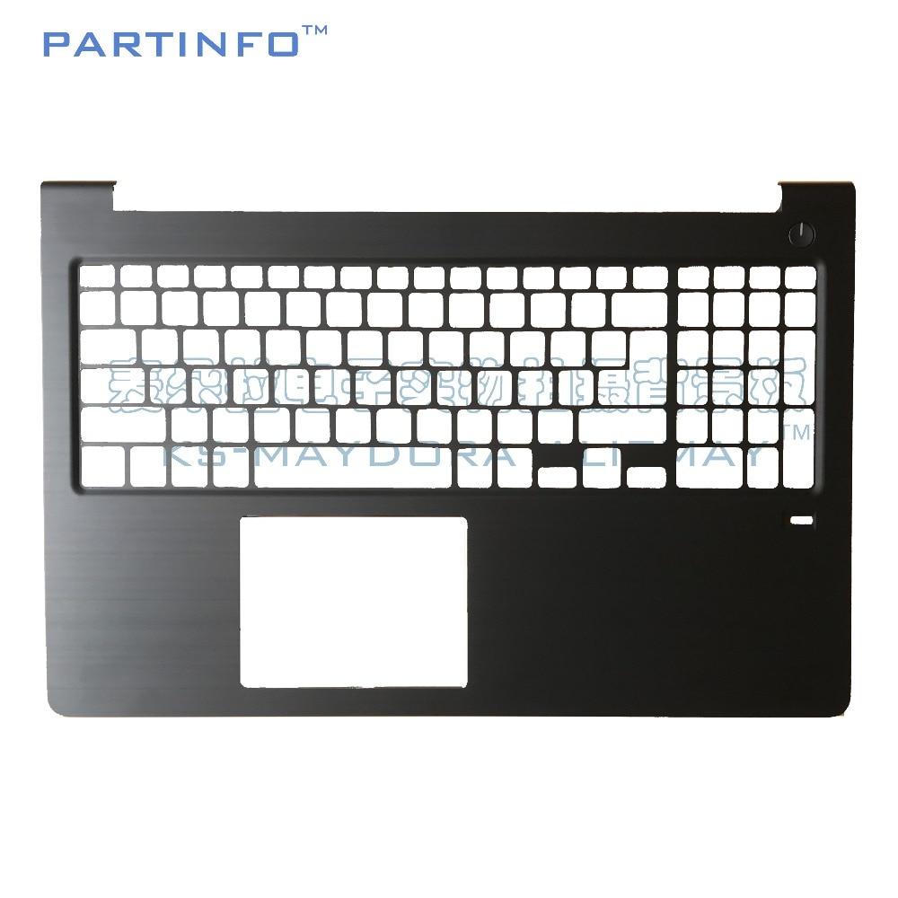 Ordenador portátil para DELL Vostro15-5000 5568 v5568 palmrest keyboard red top tipo de caso FigerPrint escanear FCN57 0FCN57