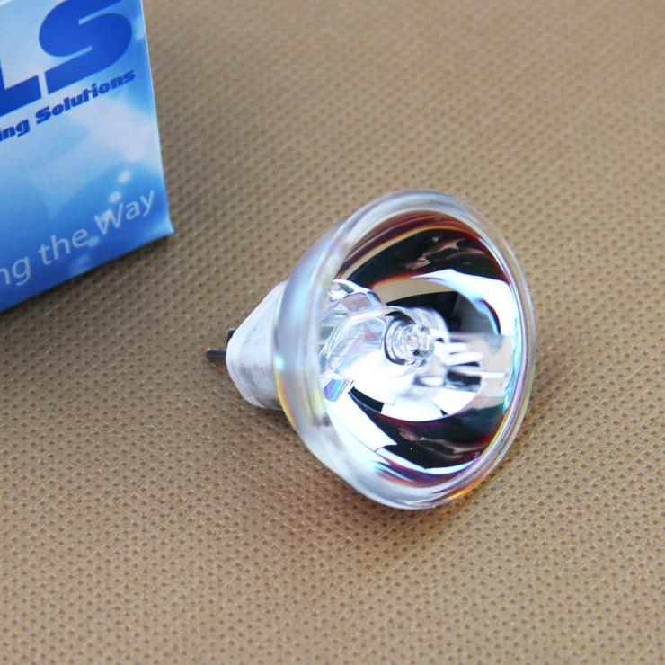 10 unids/lote bombilla halógena SZ51 SZ61 SZ2-LGB SZ2-ILA-LGB-S taza bombilla lámpara KLS JCR 12V22WA/3 microscopio envío seguimiento
