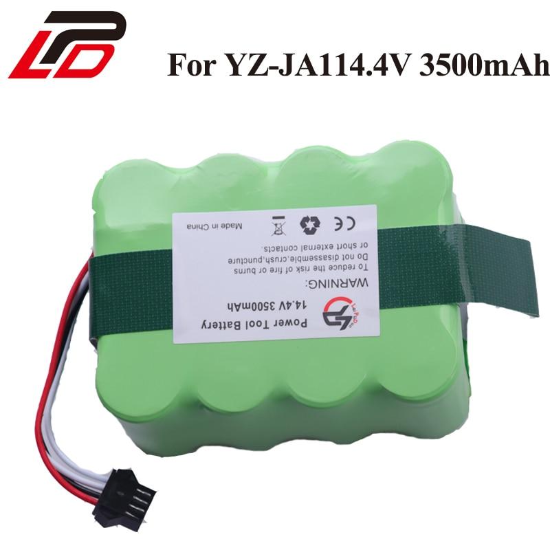 14.4V 3500mAh NI-MH Rechargeable Battery For Fmart FZ-Q2 Q1 YZ-JA1 For Haier SWR-T320S Vacuum Cleaner Batteries