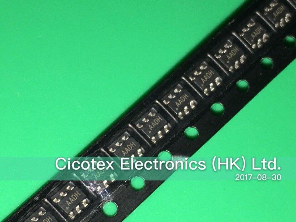 5 unids/lote MAX5384EUT + T SOT23-6 IC DAC 8BIT 3 DE SER SOT236 AADH