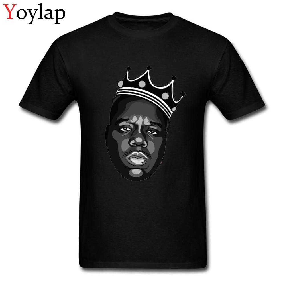 Футболка в стиле хип-хоп, известная большая модная черная Мужская хлопковая футболка, одежда с короткими рукавами, уникальный дизайн, рубаш...