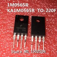 50 قطعة/الوحدة 1M0565R KA1M0565R TO-220F-4 إدارة الطاقة وحدة