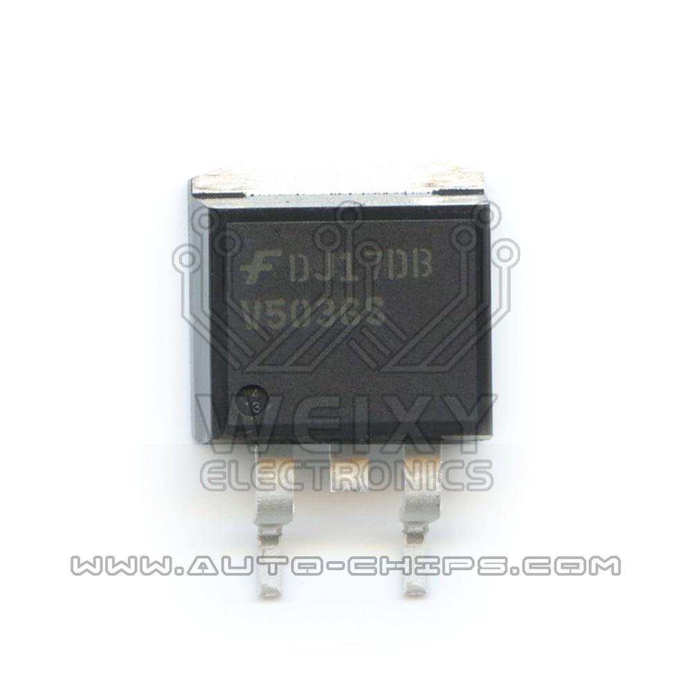 Chip de encendido V5036S para automoción ECU