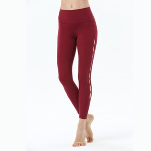 Women Running Pants Jogging Sports Zipper Yoga Sportswear Pocket Fitness Exercise Gym Long Pencil Pants Clothes