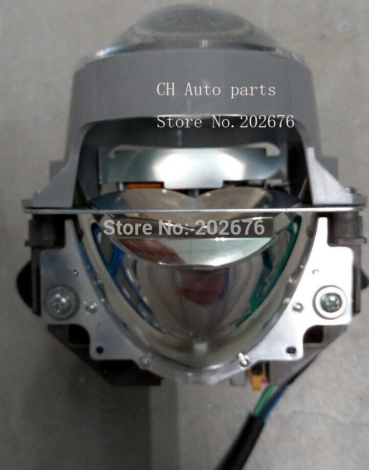 Dland original koito bi kit de lente do projetor led biled com excelente baixo feixe e feixe alto