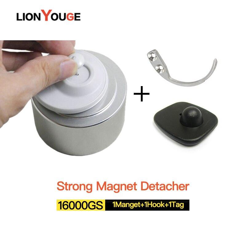 Магнитный блок управления сильной силой, 16000GS EAS, устройство для удаления тегов