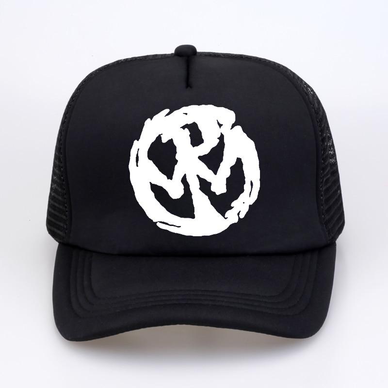 Gorras de béisbol de moda para hombres y mujeres, gorra Pennywise con letras, genial gorra de béisbol de malla, gorra de camionero, sombrero de papá