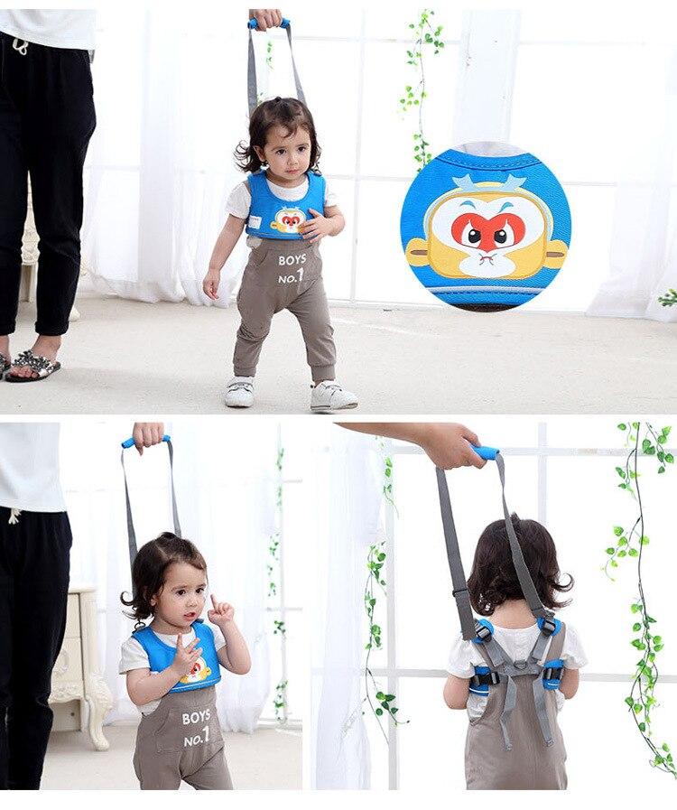 Baby First Walk Kid Walkers Toddler Moon Walk Keeper New Kids Keeper Baby Safe Walking Learning Assistant Belt