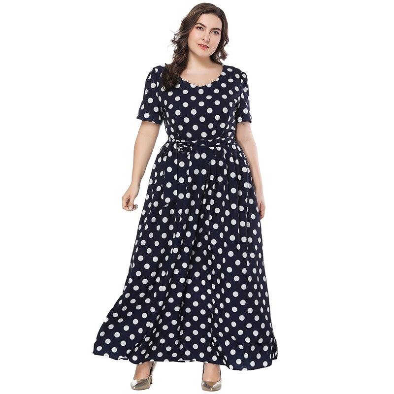 Vestido de verano de 2019 para mujer, con cuello en V, manga...
