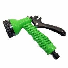 Pistola de agua de alta presión de 7 estilos, pistola de riego por aspersión de jardín, herramientas de lavado de coches, boquillas de nebulización