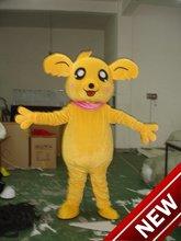 2018 New Kiki Bear Cartoon Character Costume Cosplay Mascot Custom Products Custom Free Shipping