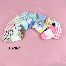 Cute Cartoon Warm Baby Infant Toddler Non-slip Booties Anklet Boots Shoes Ankle Socks Baby Like