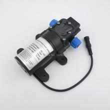 8bar 15W 1L/min terugslagklep type Mini DC 12v 24v elektrische hogedrukreiniger koelpomp
