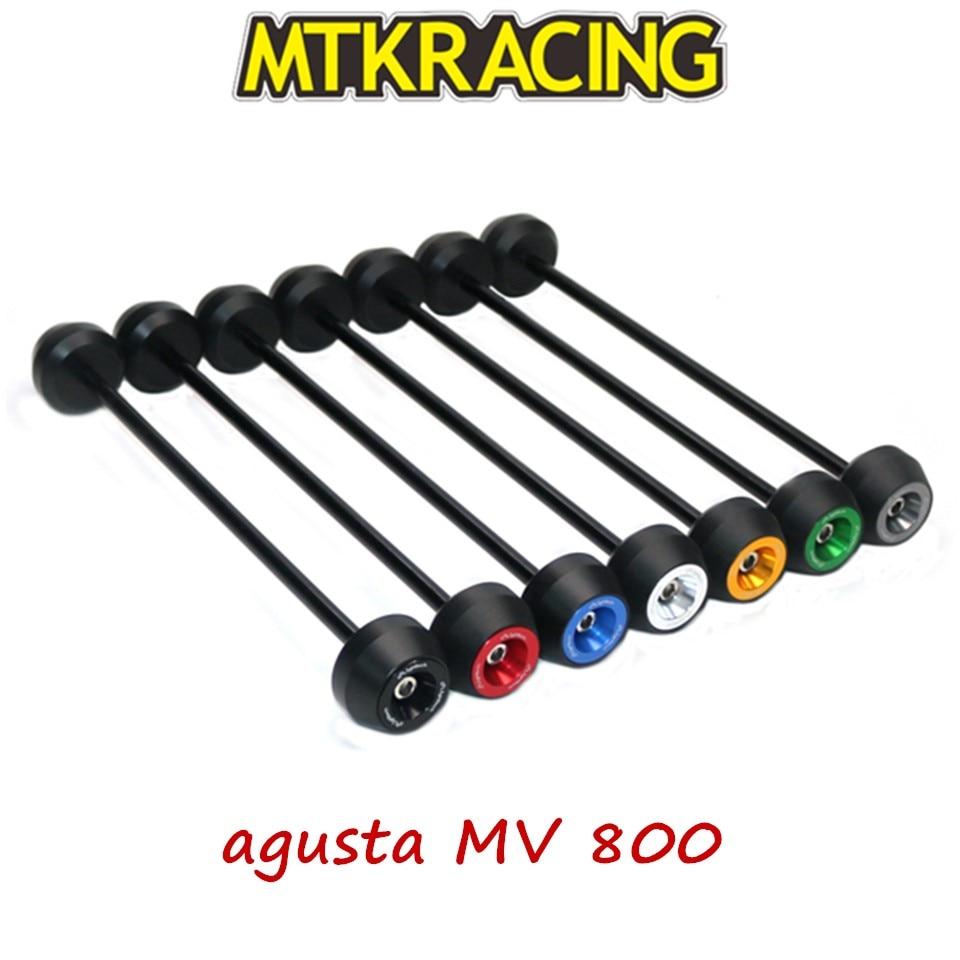 Mtkracing entrega gratuita para mv agusta mv 800 cnc modificado motocicleta gota bola/amortecedor
