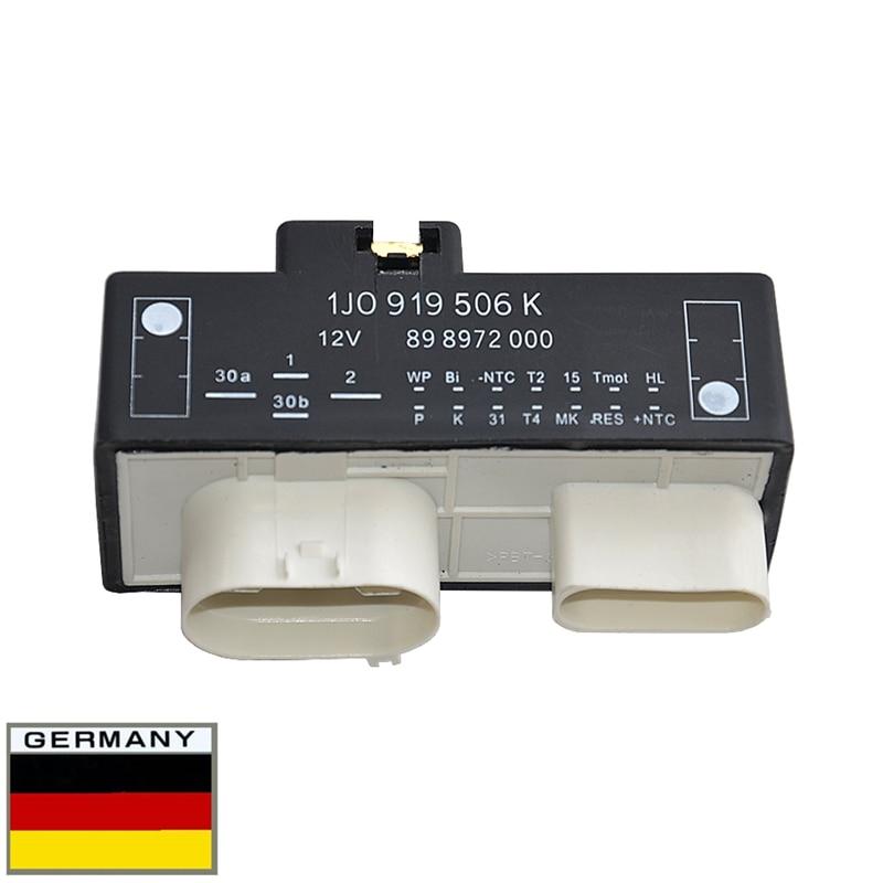 AP01 Neue 1J0919506K Fan Control Modul RELAIS Für Audi A3 A4 TT SEAT AROSA TOLEDO II LEON Golf TT Käfer