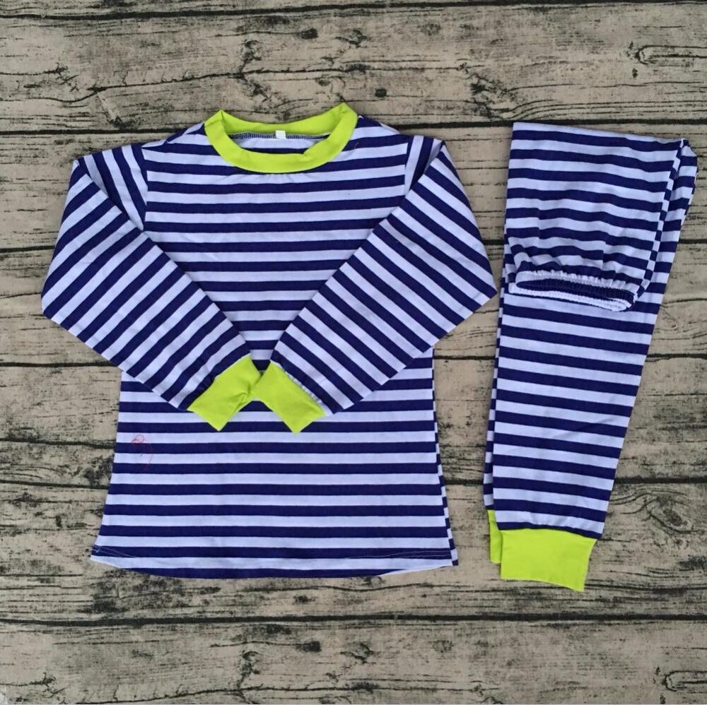 Nomes exclusivos meninas roupas boutique fotos easter pijama por atacado roupa do bebê pijamas roupas sleepwear