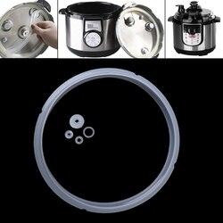 Anel de vedação da gaxeta da borracha do silicone de 20cm para o fogão elétrico da pressão parte 3-4l mar28