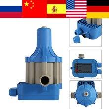 Controlador automático de la bomba de agua 110 v interruptor electrónico eléctrico Control de la bomba de agua controlador de presión bomba de agua 50-60 hz
