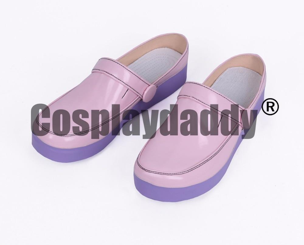 Juushinki Pandora Leon Lau Anime Cosplay zapatos S008
