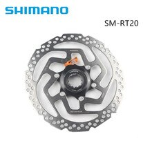 "Shimano RT20 SM-RT20 Bremsscheibe Edelstahl CentreLock Montieren 6 ""7"" Zoll 160mm 180mm"