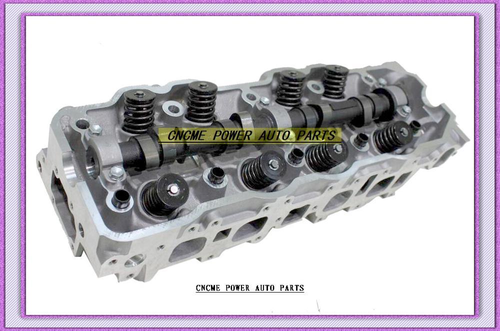 Assy completo do conjunto da cabeça do cilindro 22r 910 170 para toyota 4wd celica corona dyna hilux 2400 pick-up 236cc 2.4l sohc