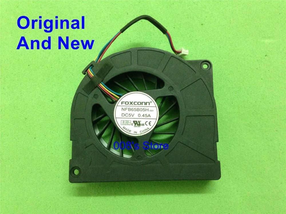 Вентилятор охлаждения для ноутбука ASUS A40J A42j A42JR A42JV X42J K42J K42 K42F K42JC K42JR P42J для FOXCONN NFB65B05H-001