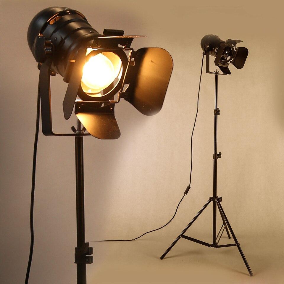 OYGROUP-مصباح أرضي عتيق الطراز ، مصباح طاولة بجانب السرير ، مصباح مكتب لغرفة المعيشة